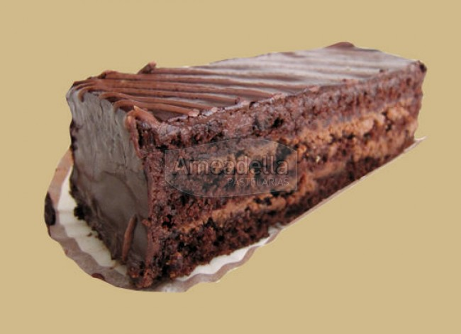 Fatia Chocolate Crocante