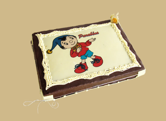 Noddy (chocolate)